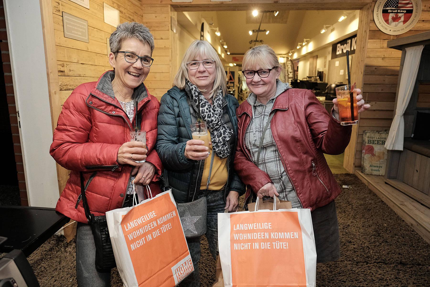 Fotos von der Ladies Night in Beckum - Radio WAF