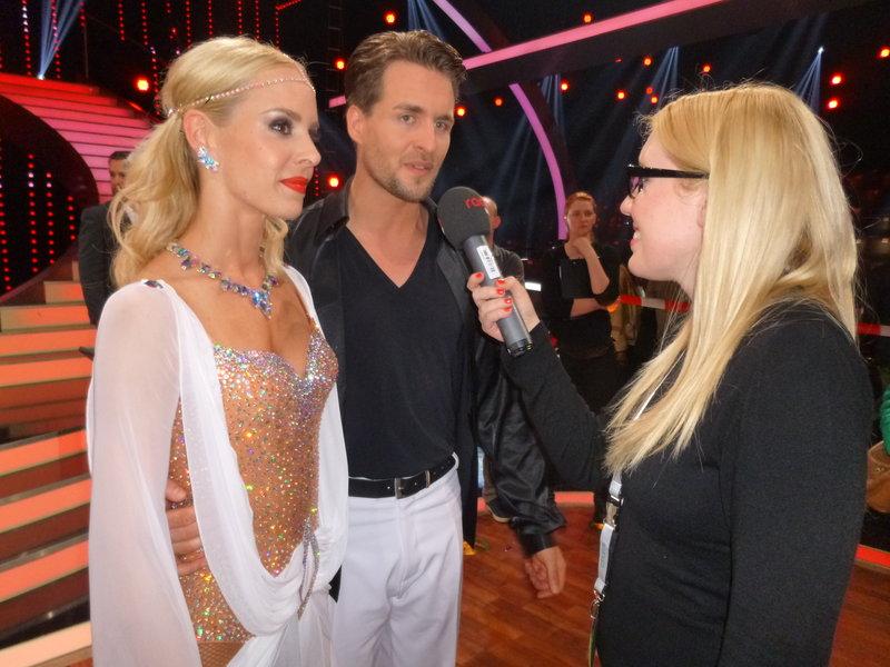 Lets Dance Alex Klaws Vor Einzug Ins Finale Radio Waf
